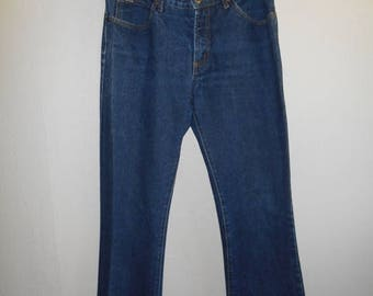 Closing Shop 40%off SALE Vintage XOXO   Mom Jeans zip up  size 9/10   Waist W 31    made in Usa