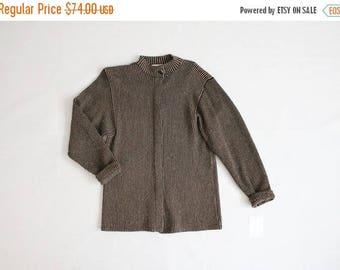 25% OFF SALE ribbed wool jacket   St. John jacket   knit jacket