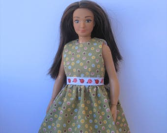 Clothes for Lammily Doll Dress