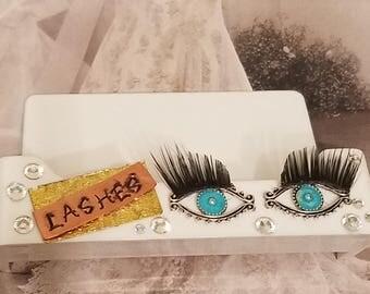 Make Up Artist/EyeLash/ Business Card Holder