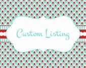 Custom listing for E