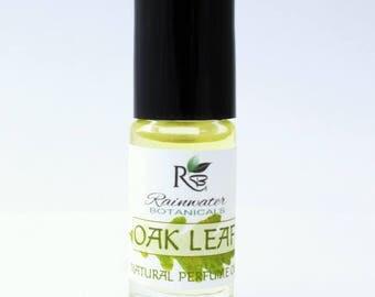 Oak Leaf Perfume Oil