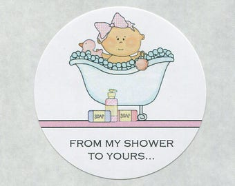 Nerdy image inside from my shower to yours printable
