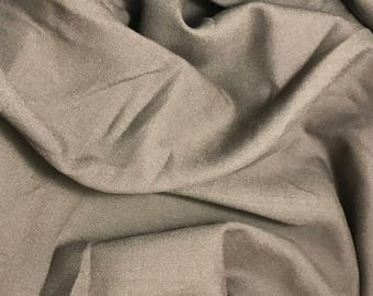"""Cocoa Brown - WOOL Suiting Fabric 54"""" -By The Yard-"""