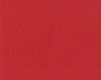 Cherry (9900 230) - Bella Solids fabric Moda Basics