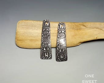 Steel Aztec Paddles Made To Order