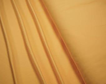 Cotton Jersey uni rapeseed yellow 0.54yd (0,5m) 003755