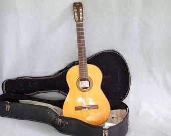 Vintage 1972 Conn C-10 Acoustic, Classical Guitar