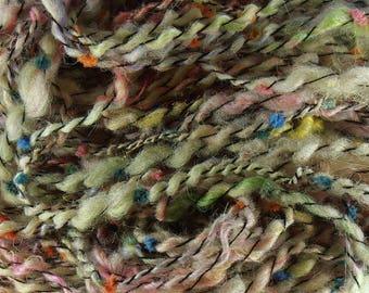Grande Multico: handspun art yarn