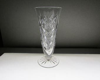 Vintage Waterford Crystal Nexus Vase Flower Vase Wedding Decor Birthday Gift