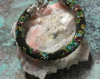 Vintage Design Beaded Bracelet