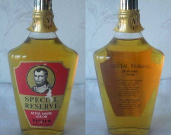 SEALED Rare Vintage Ed. Pinaud NAPOLEON Special Reserve After Shave Lotion 8 OZ