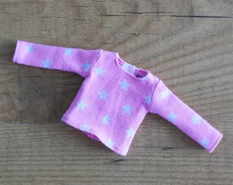 Long sleeved shirt for Blythe (no. 1508)