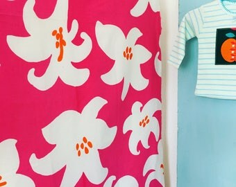 Delicious rare vintage Marimekko fabric
