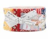 SUMMER SALE - Merry Go Round - Jelly Roll - American Jane - Moda Fabrics