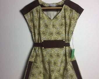 Cotton Tunic - S