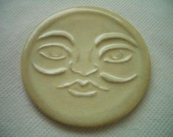 MIM -  Man in the MOON - Ceramic Mosaic Tile