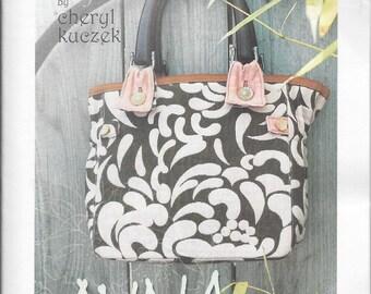 Sale! Anna Handbag pattern (PD001) - Paradiso Designs