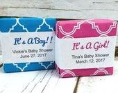 Soap favors, baby shower favors, custom favors, guest soaps, mini-soaps, 10+ favors, pink favors/blue favors