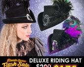 FLASH SALE!!! Deluxe Riding Hat
