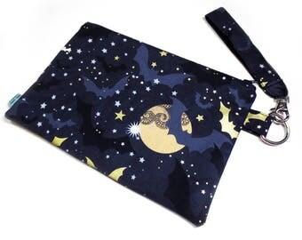 Spooky Bat Clutch Bag