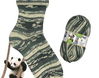 Opal Sock yarn Regenwald Rainforest XIII, 100g/465 yds, #9454