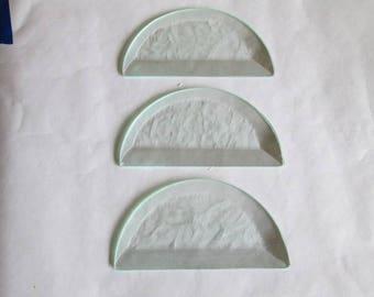 Half Circle Glue Chip bevels
