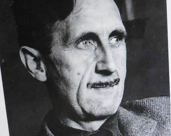"RPPC George Orwell Great Writers Series  "" Animal Farm """
