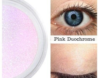 SALE Pink Duochrome, Pink Rainbow, Highlighter, Eyeshadow, Eyes Lips Face, Iridescent Pink, Color Shift, Splendid, Pink Interference, Natura