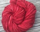 Hand Dyed Bulky Yarn Capt...