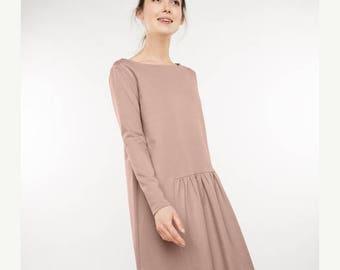 SALE - Romantic dress | Light dress | Classy dress | LeMuse romantic dress