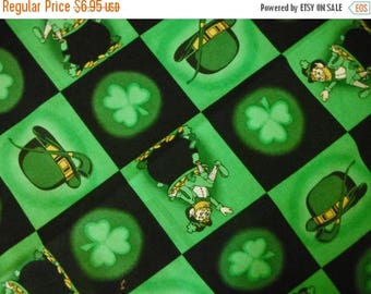 Luck o The Irish Fabrics--Fun fabrics