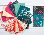 SAMPLE SPREE - Akoma by Rashida Coleman-Hale - Fat Quarter Bundle - Full Collection