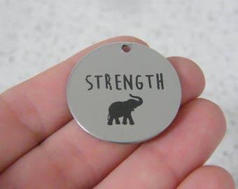 1 Strength stainless steel pendant JS5-36