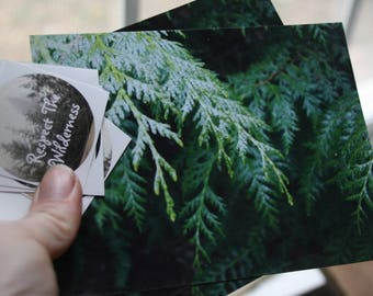 Postcards & Stickers - Raise money to help feed Animals in Need
