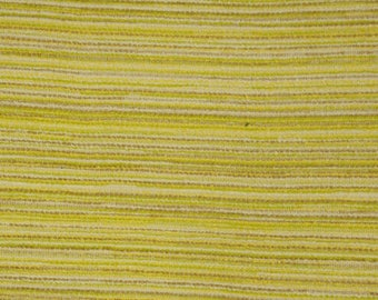 Lime Green Chenille Upholstery Fabric