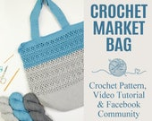 Market Bag Crochet Patter...