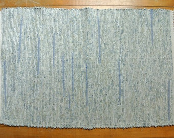 Hand-Woven-Rag Rugs-Cotton & Cotton Poly Blend-Cottage Chic-Union #36 Rag Rug Loom