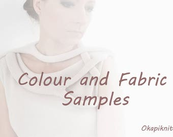 Colour / Fabric Samples