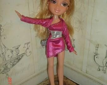 """Bratz 10"""",  blonde Cloe Doll, MGA, 2001"""