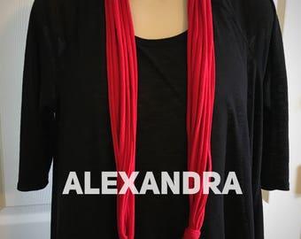 ALEXANDRA Statement Necklace