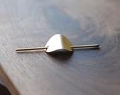 Small Brass Hairpin