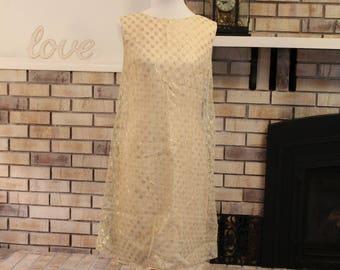 A Leslie Fay Original Dress, Retro Dress, Vintage Shift Dress