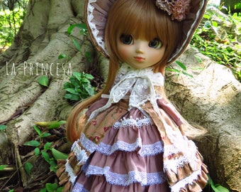 La-Princesa Mori Girl Outfit for Pullip (No.Pullip-154)