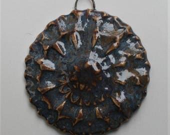 Handcrafted Ceramic Pendant PEN030814