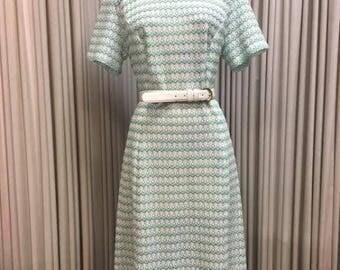 1960's knit dress