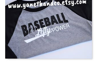 Baseball Lefty Power Kids Shirt,Baseball Lefty Power Raglan shirt,Baseball shirt,Left Handed Baseball shirt,Baseball shirt,Lefty power shirt