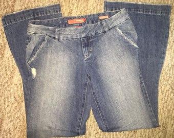 Vintage Choice Calvin Klein Women's Mom Jeans Size 29 100% Cotton