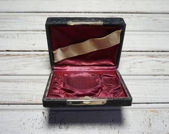 Antique Pocket Watch Box