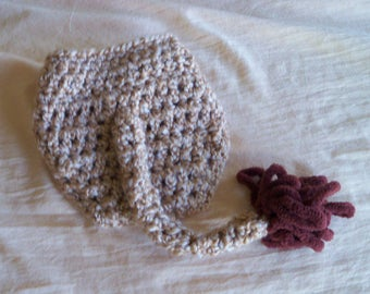 Diaper Cover Add On for Lion Hat